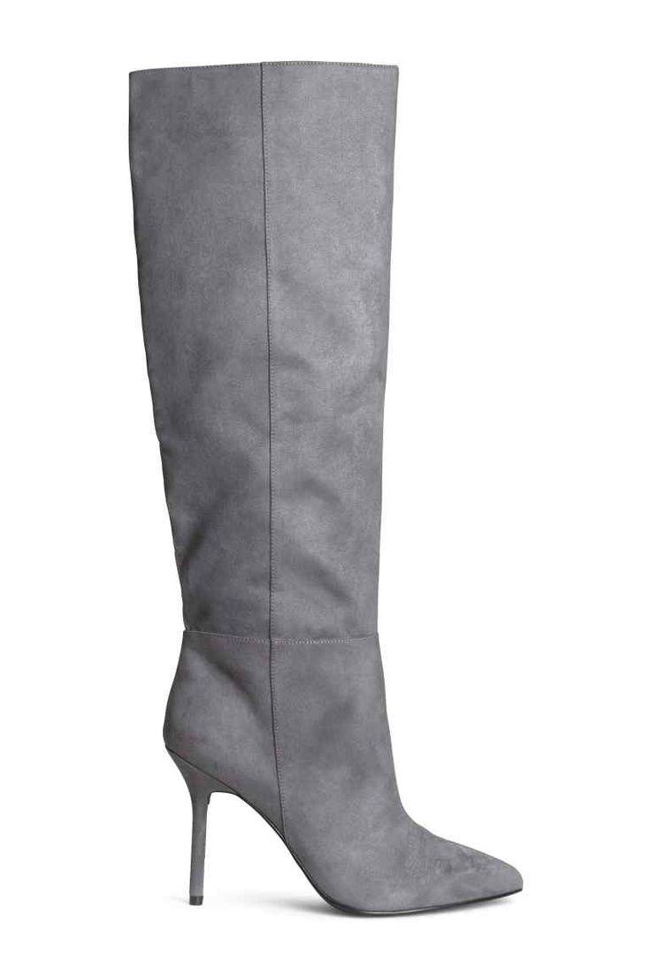 Stivali al ginocchio   H&M