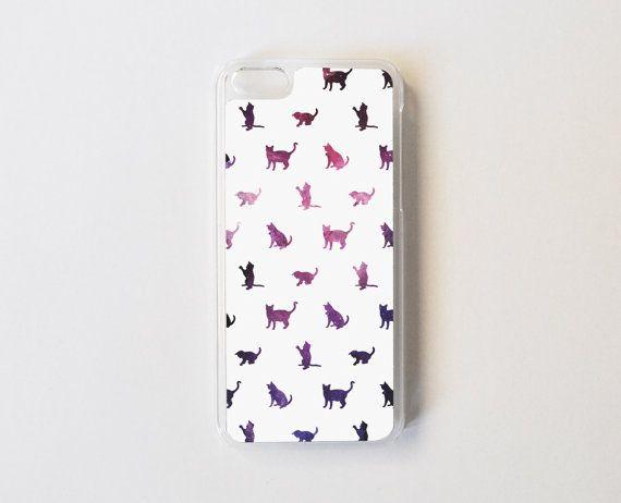 Cat iPhone 5c Case  Galaxy Cat iPhone 5c Case  by PelhamCases, $21.99 @Lauren Davison Underwood