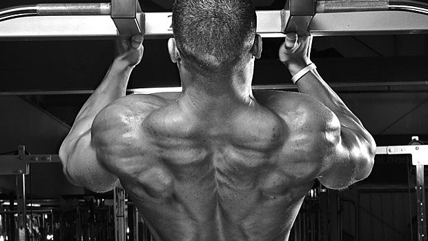 The 4 Levels of Pull-Up Power:  From Newb to Pro, a Guide to Getting Better,  by Derek Binford