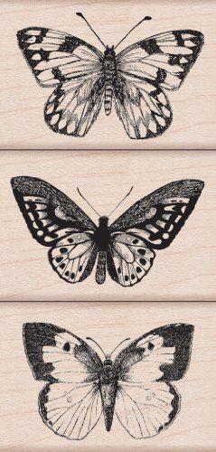 Hero Arts Woodblock Stamp, Set Three Artistic Butterflies by Hero Arts, Inc., http://www.amazon.com/dp/B0058VAE6G/ref=cm_sw_r_pi_dp_JuA-rb1ZFPH9M