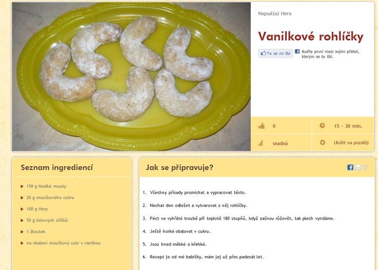 Vanilkové