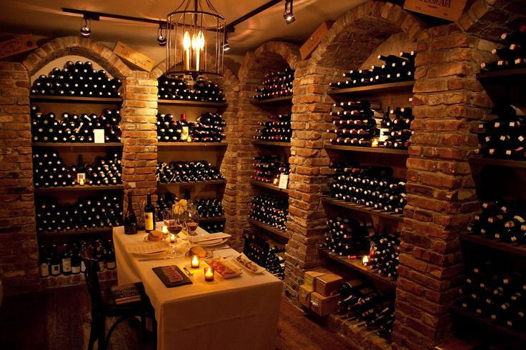 How to build a wine cellar in your basement woodworking for Build a wine cellar