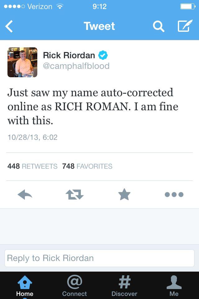 haha Rick