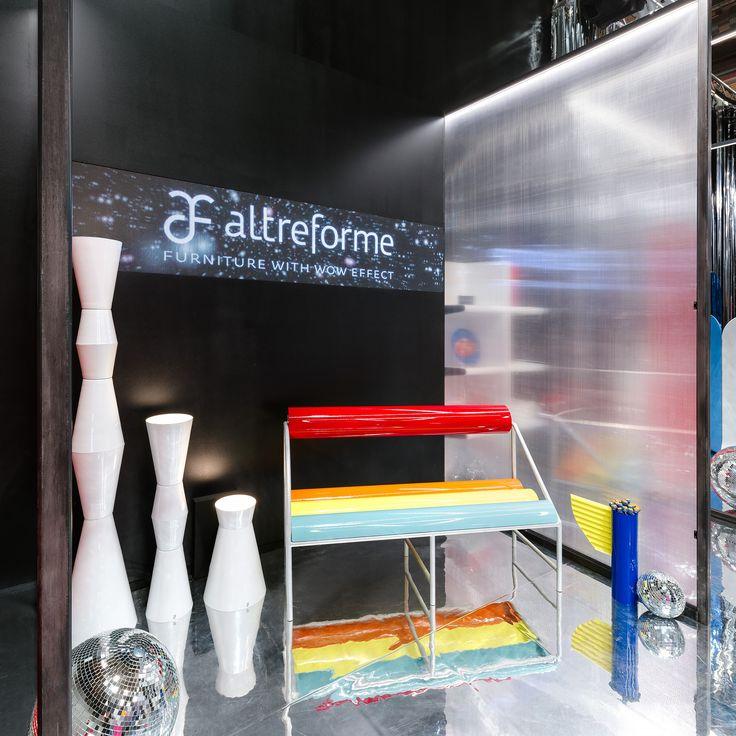 #Flash #bench design #AntonioAricò, #Ulus #lamps design #MarcoPiva and #LaRotonde #festamobile #pot design #ElenaCutolo for #altreforme @salonedelmobileofficial #MetallicDiscoGalaxy #Galactica #altreformestarringChupaChups new collections 2017 #designweek #interior #home #decor #homedecor #furniture with #woweffect #aluminium #art #architecture #design #decoration #interiordesign #fashion #style #home #hotel #milan #italy #madeinItaly #bespoke #luxury #furnishing