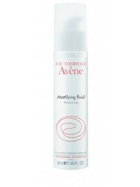 Oily skin?  NEW!  Avene #Mattifying Fluid will control shine, soak up oil, and give you a #matte finish.