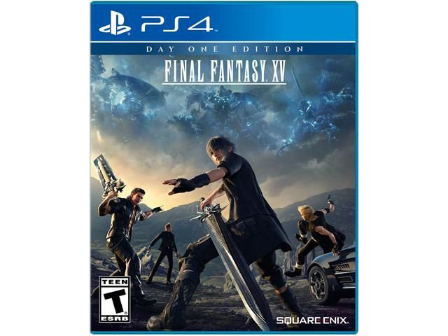 Video Game Deals: Final Fantasy XV - Day One Edition (PS4 or XB1) for $39.99 AC Sony DualShock 4 or Microsoft X...