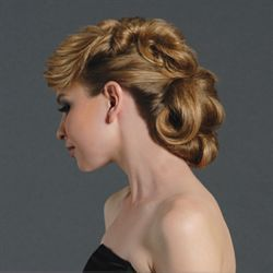 3 Dimensional Twist: Hairdo Ideas, Ideas 2012, Event, Parsons Updos, Makeup Ideas, Prom Ideas, Fabulous Updos, Updos Specialty Hair, Classic Hairstyles