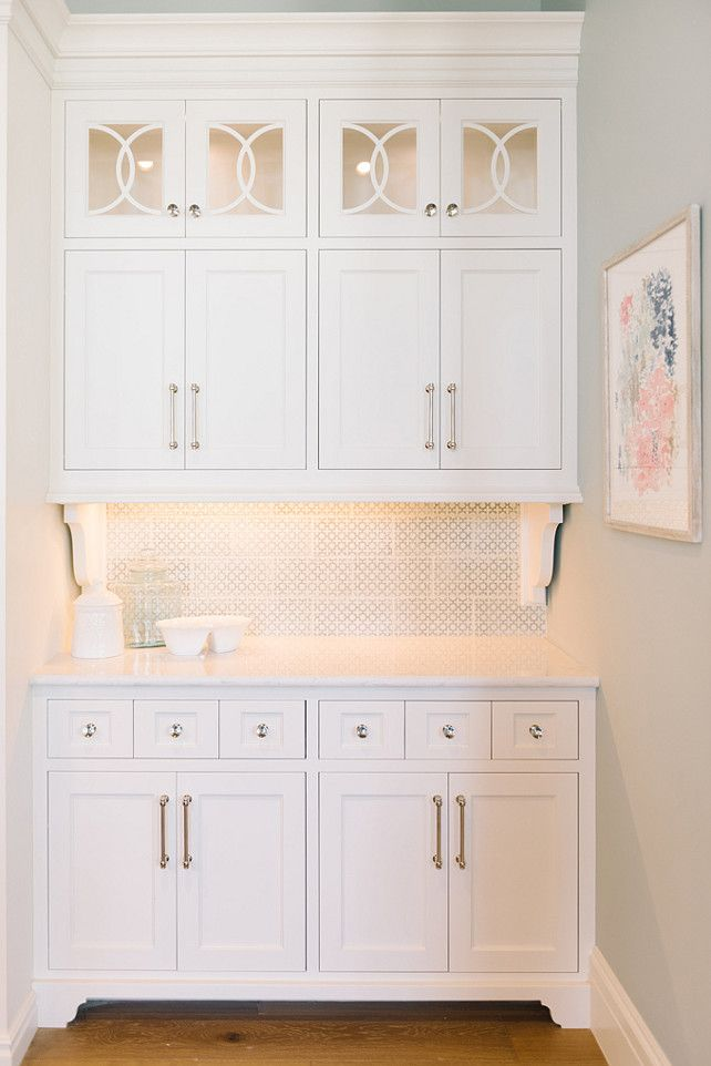 273 best images about ideas for the home on pinterest for Best benjamin moore white for kitchen cabinets