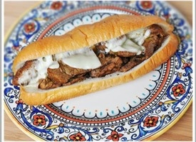 Slow Cooker Cheesesteaks YUM