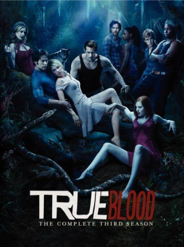 True Blood (TV Series 2008–2014) série sobre vampiros, com muito romance, comédia e drama. Super recomendo,   todas temporadas são ótimas; )