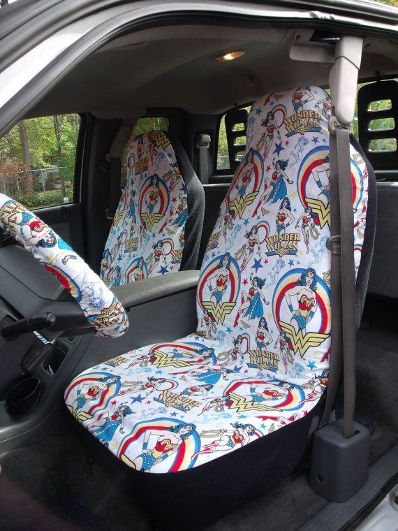 These Car Seat Covers Are Made With 100 Cotton Fabric And Machine Washable
