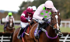 Vroum Vroum Mag victorious in Punchestown festival Champion Hurdle