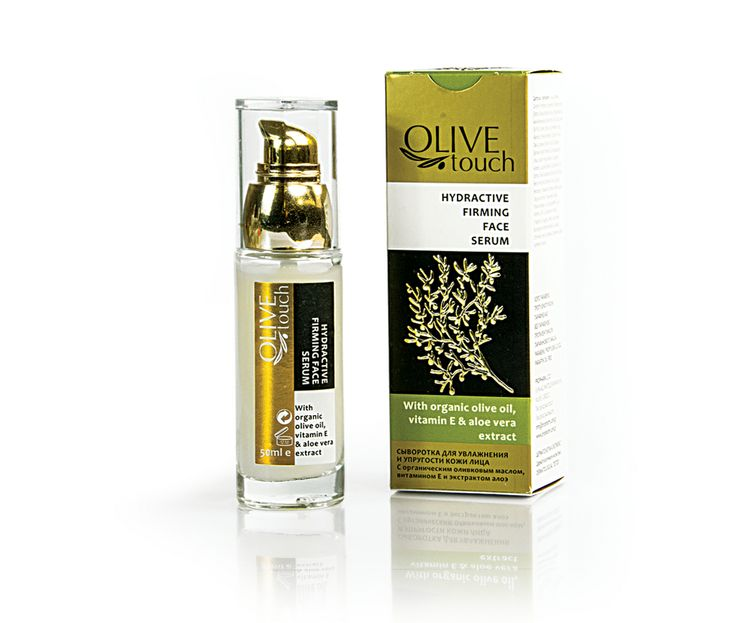 Hydractive – Firming face serum with organic Olive oil, Argan oil, Vitamin E, Aloe vera, Cucumber and Olive leaves extract, Provitamin B5 and Hyaluronic acid, that stimulate all the hydration processes of the skin. Biosaccharides, which are contained, enhance firmness and improve the oval of face shape. With extracts  oils from biological cultivation. #hydractiveserum #firmingserum   #firmingserum #hydractiveserum #serum #naturalcosmetics