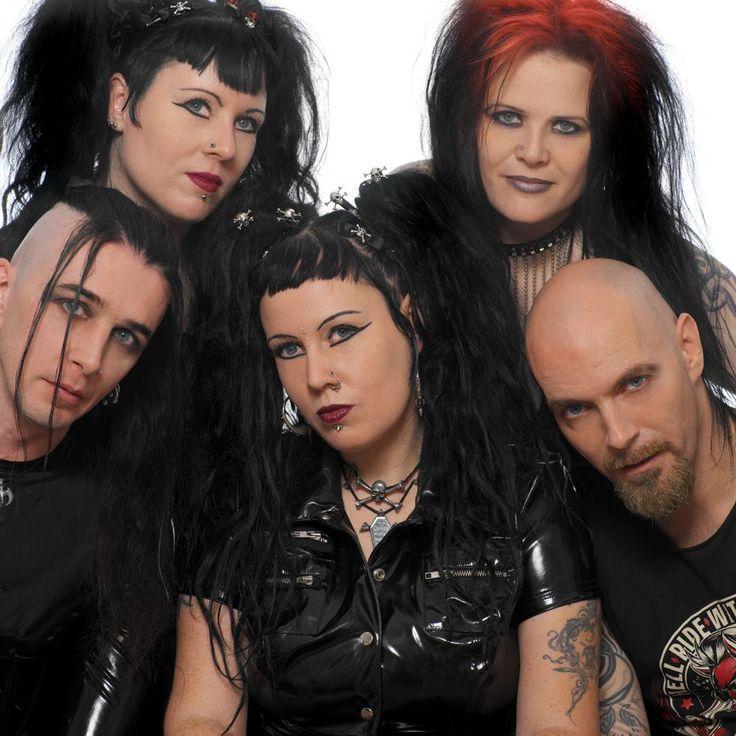 Asrai - Dutch Gothic Rock Band