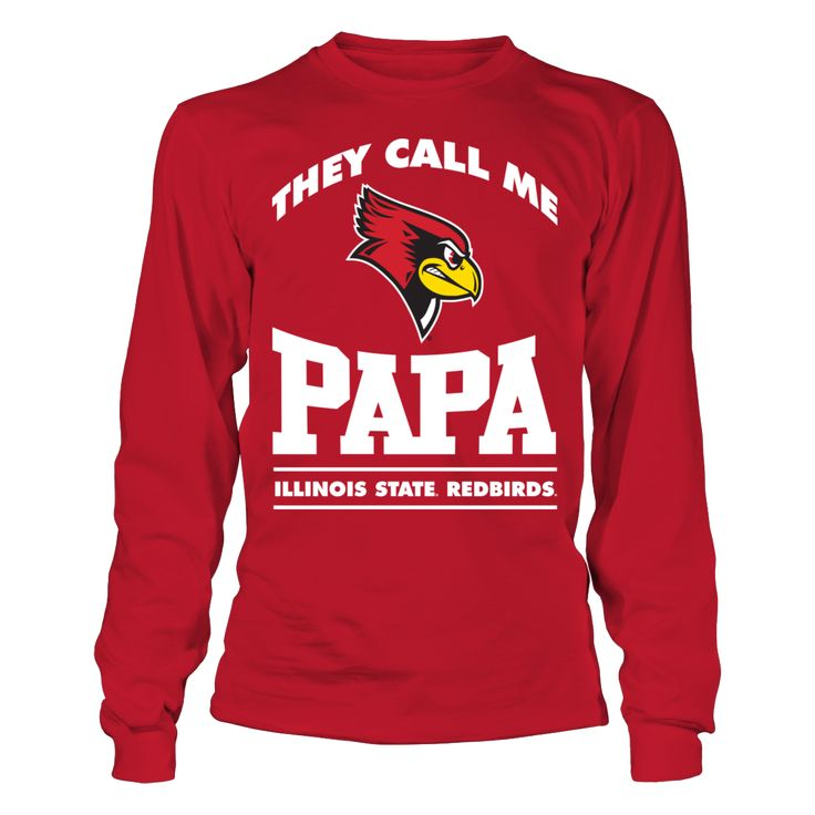 Illinois State Redbirds Official Apparel - this licensed gear is the perfect clothing for fans. Makes a fun gift!