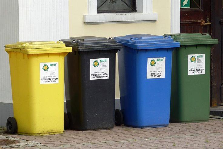 Jak segregować odpady w gospodarstwie domowym?