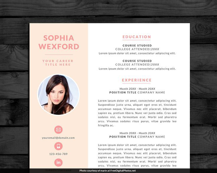 The 25+ best Free cover letter examples ideas on Pinterest Cover - personal resume website example
