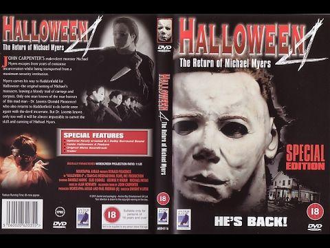 Halloween 4 El Regreso De Michael Myers Movie HD Audio Hispanoamericano
