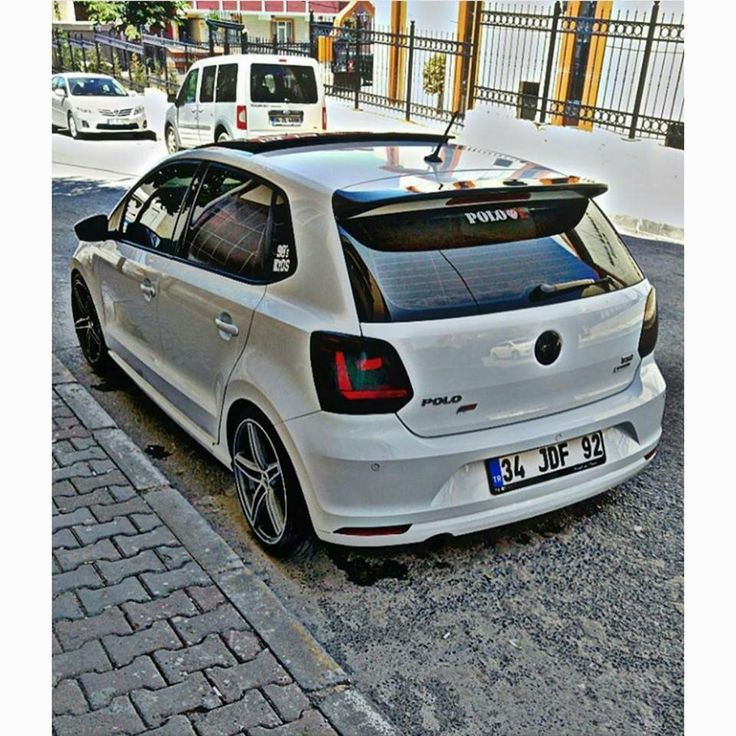 24 Best VW Polo 6r GTI Images On Pinterest