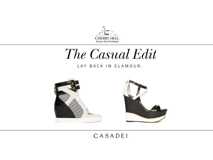 #Casual #glamour in #white, #black and gold for your #getaways from #Casadei.  Shop in #CherryHeel #Barcelona and online at www.cherryheel.com  #shoppingbarcelona #musthaves #justforyou #bestshop #bestshoes #fashion #madeinitaly #shoes #calzadoexclusivo #shoponline #compranline #sandalias #verano #lujo
