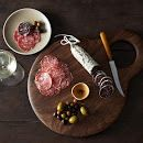Hole Slab Pico Serving Board, Walnut on Provisions by Food52