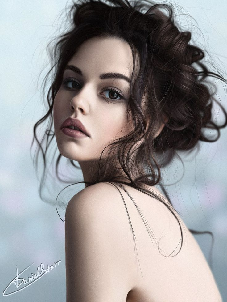 *EMG - Gorgeous hair up option. HMU to bring hair donut to pad out. Also like this makeup. Focus on lips with this look.