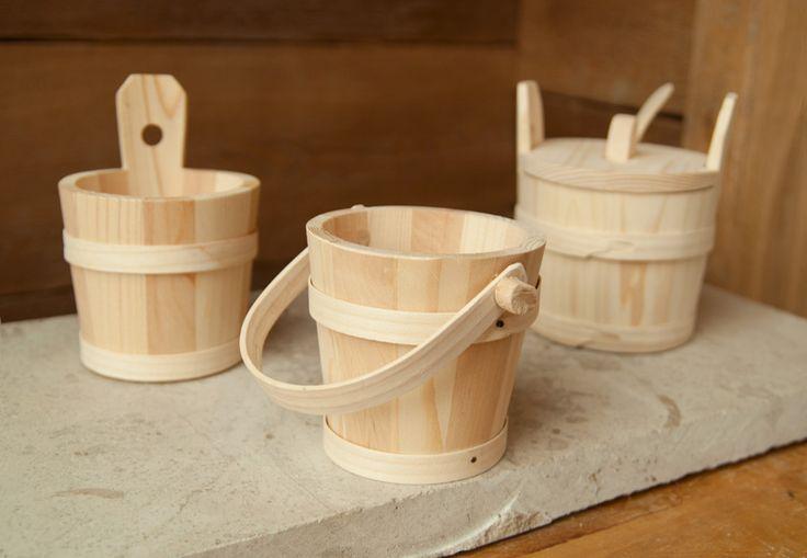 Coopers' products / Wyroby bednarskie