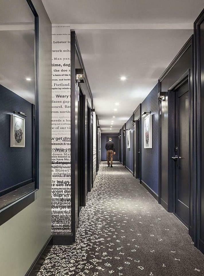 Pin By Poonehnasri On Lobby Corridor Design Hotel Corridor