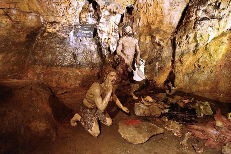 Blízké zajímavosti: Mladečské jeskyně - i v nich žili pralidé.