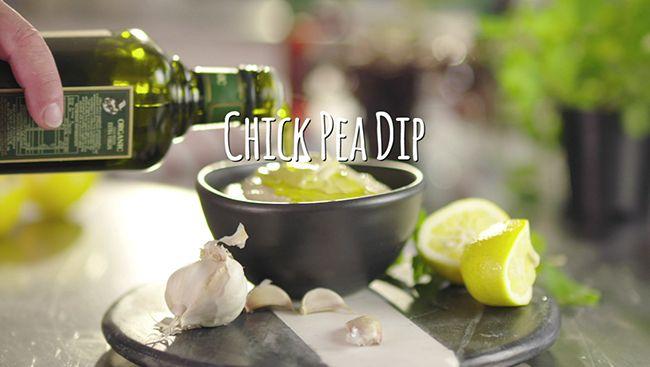 Chickpea Dip