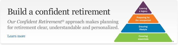 Retirement Options and Financial Planning for Life Events | Ameriprise Financial