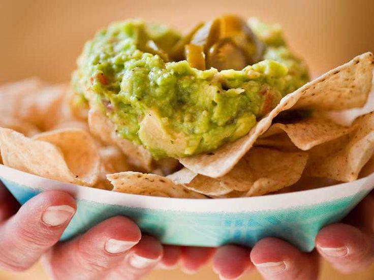 La recette du guacamole en vidéo