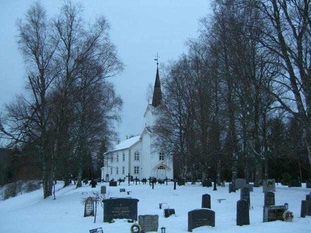 Meråker kirke - Kirker i Norge | Kirkesøk