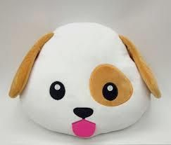 Puppy Emoji Pillow       >>> Deal of the day    http://amzn.to/2crzhZ8