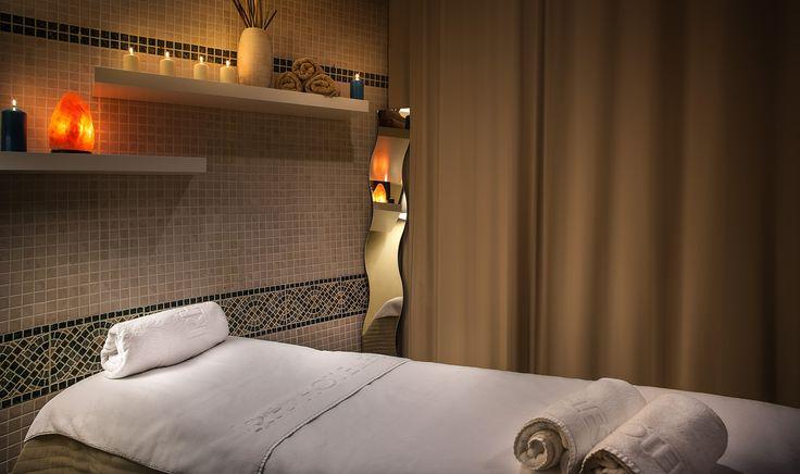 Sala de masajes - Hotel RH Corona del Mar Benidorm