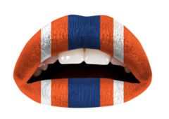 game day orange and blue - Google Search