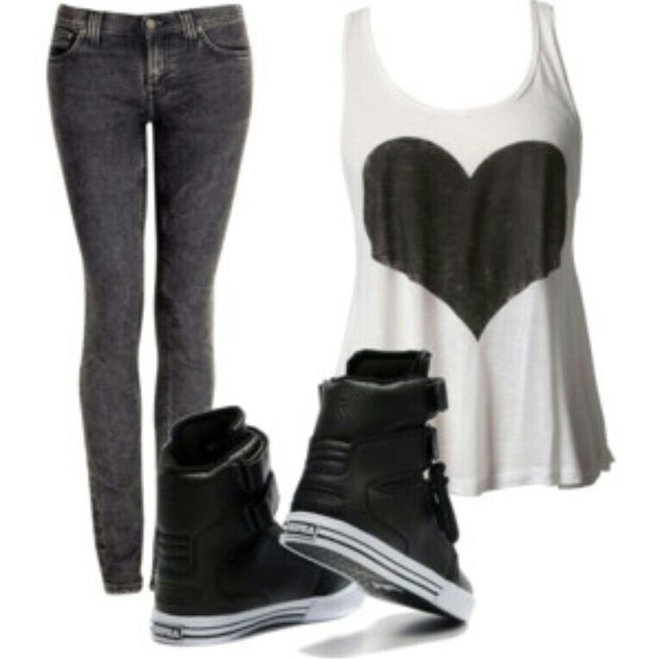 ♥I love black♥