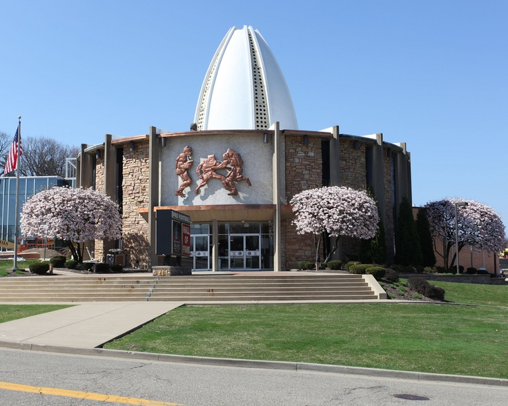 Pro Football Hall Of Fame In Canton Ohio Http Www