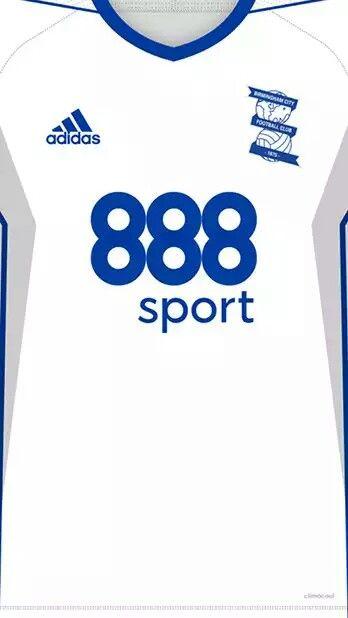 45459c201a Birmingham City 17-18 kit away