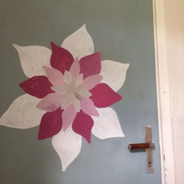 Painted a door#anniesloan