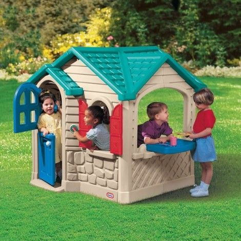 ImagineSounds� Interactive Playhouse for $289.99 #littletikes
