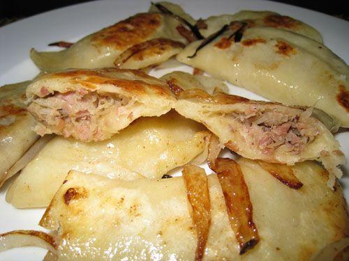 Closet Cooking: Grandma's Pierogi