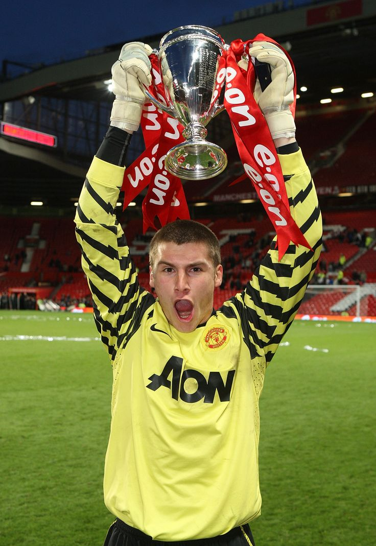Sam Johnstone won the FA Youth Cup with @manutd in 2010/11.