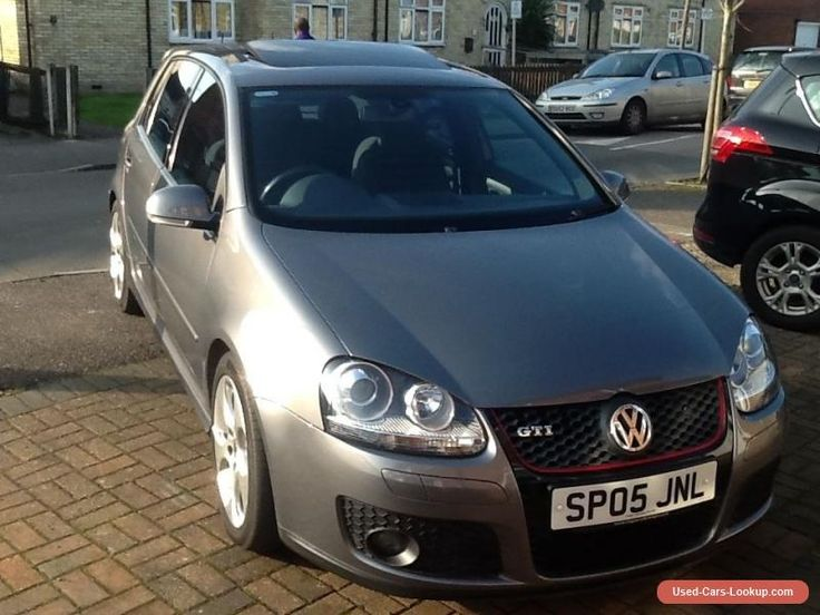 VW GOLF GTI Mk5 LOW MILES  #vwvolkswagen #golf #forsale #unitedkingdom