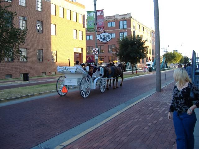 Don't Miss These Top 9 Attractions in Oklahoma City's Bricktown: Take a Horse-Driven Carriage Ride