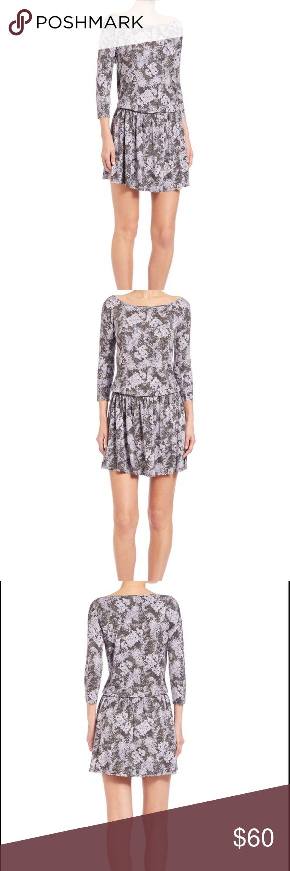 Soft Joie Liat wildflower print dress NWT NWT Joie Dresses