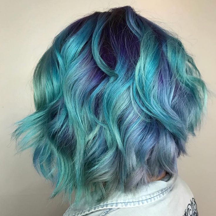 """7,524 Likes, 43 Comments - Pulp Riot Hair Color (@pulpriothair) on Instagram: """"@courtgannhair is the artist... Pulp Riot is the paint."""""""