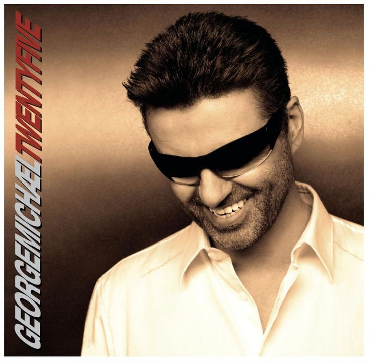 A celebration of #George #Michael's chart-topping career as one of pop music's most gifted singer-songwriters, #Twenty #Five compiles both his #Wham! and solo #GreatestHits. The disc also includes five new songs. #TwentyFive #GeorgeMichael #BestOf #Faith #IWantYourSex #Freedom #FatherFigure #EverythingSheWants #FastLove #LastChristmas  #OneMoreTry #Older #JesusToAChild #CD