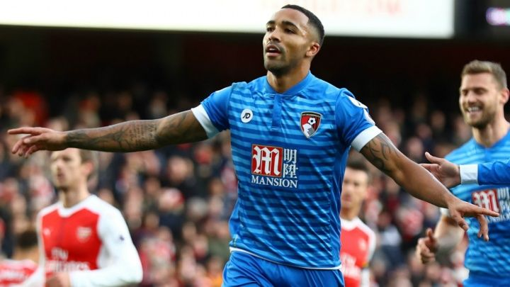 West Ham United are reportedly planning to launch a 25m bid for Bournemouth striker Callum Wilson when the transfer window  Source