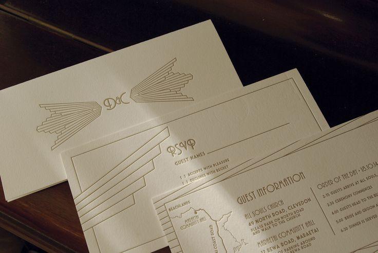 Vintage Letterpress © paperwedding.co.nz 2014  http://www.paperwedding.co.nz/#!letterpress/c1r34